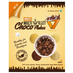 Millet Choco Flakes